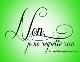 Câu phủ định trong tiếng Pháp - Học tiếng Pháp online