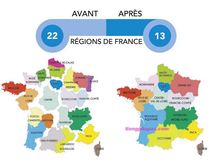 Các giới từ chỉ vị trí trong tiếng Pháp - Học tiếng Pháp online