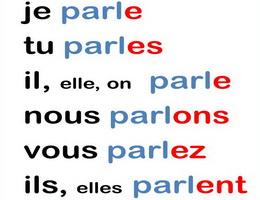 Động từ nhóm I trong tiếng Pháp - Động từ kết thúc bằng er - Học tiếng Pháp online