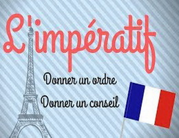 Thức mệnh lệnh trong tiếng Pháp - Học tiếng Pháp online