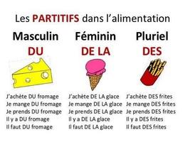 Mạo từ bộ phận trong tiếng Pháp và cách sử dụng - Học tiếng Pháp online