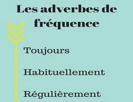 Trạng từ chỉ tần suất, trạng từ chỉ thời gian và nơi chốn - Học tiếng Pháp online